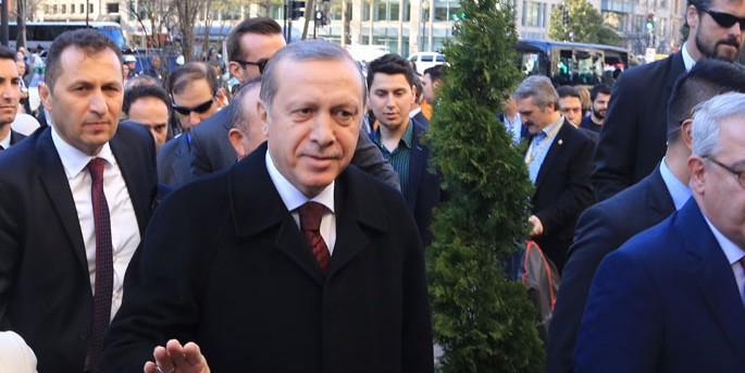 Полиция США объявила в розыск охранников Эрдогана