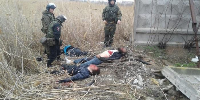 ИГ взяло ответственность за убийство полицейских в Астрахани