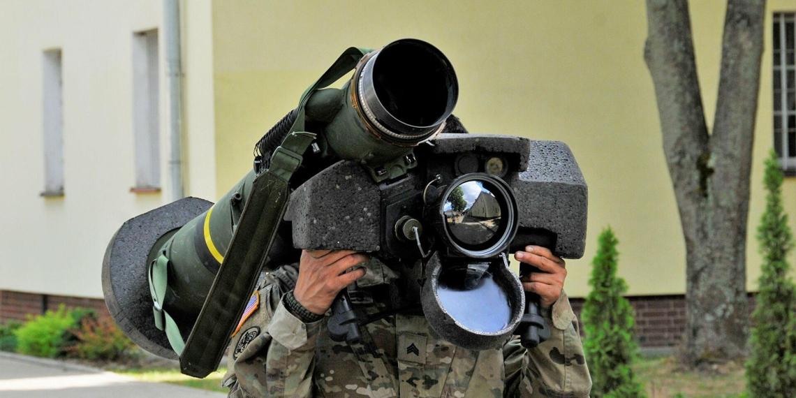 Перечислены виды летального оружия, которое США поставят Украине для войны с Россией