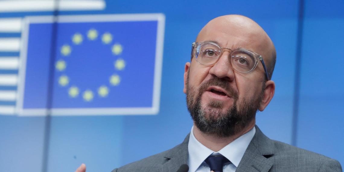 Глава Евросовета: ЕС не успокоится, пока не отпустят Протасевича