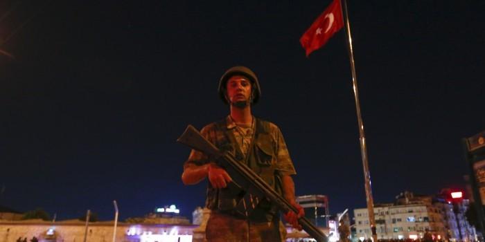Генштаб Турции назвал зачинщиков военного переворота