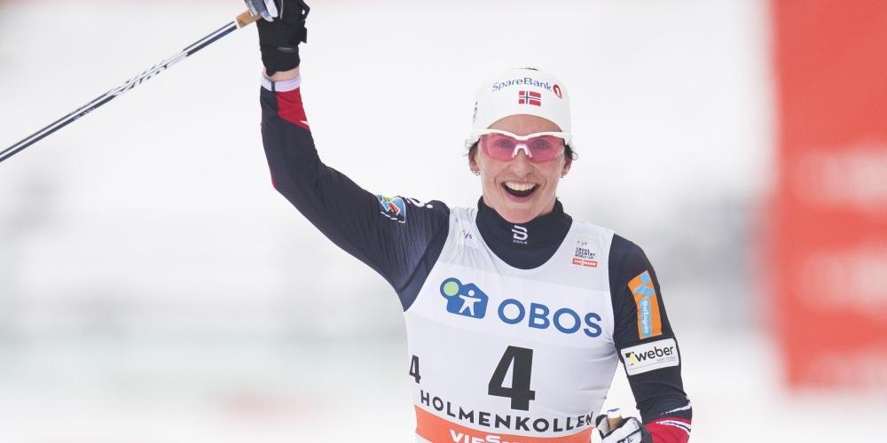 Норвежская лыжница выступила против участия России в Олимпиаде