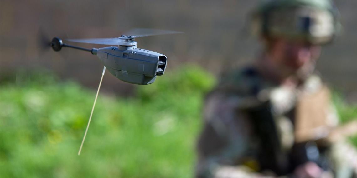 Российских снайперов научили сбивать дроны