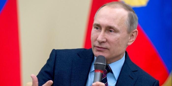 Путин назвал национальную идею России