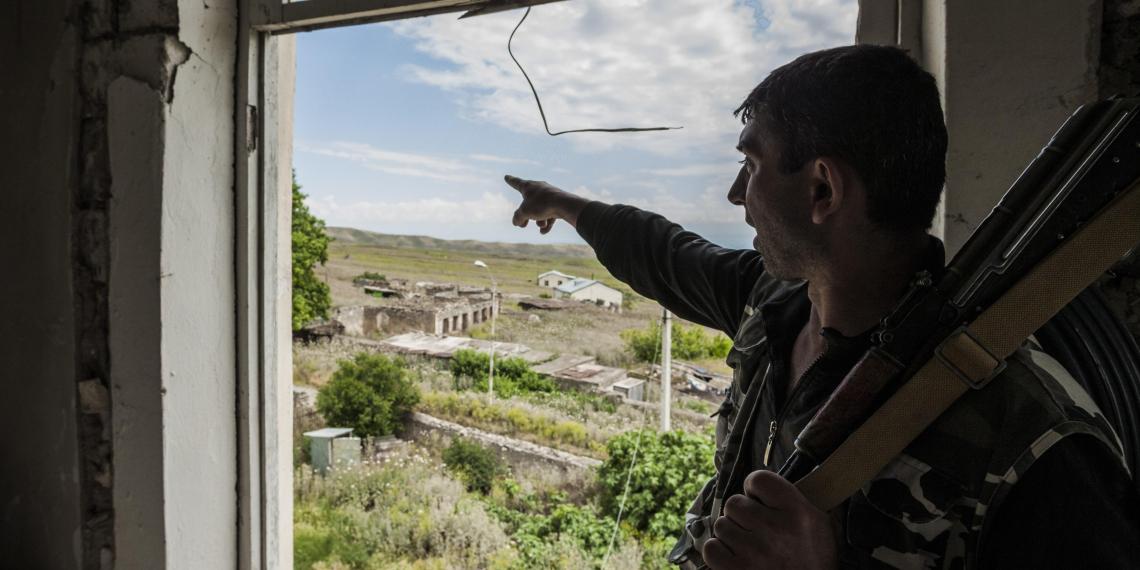 National Interest назвало три главных провала разведки США в Карабахе