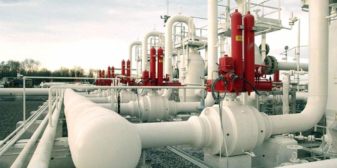 Российский газ пошел в Румынию в обход Украины