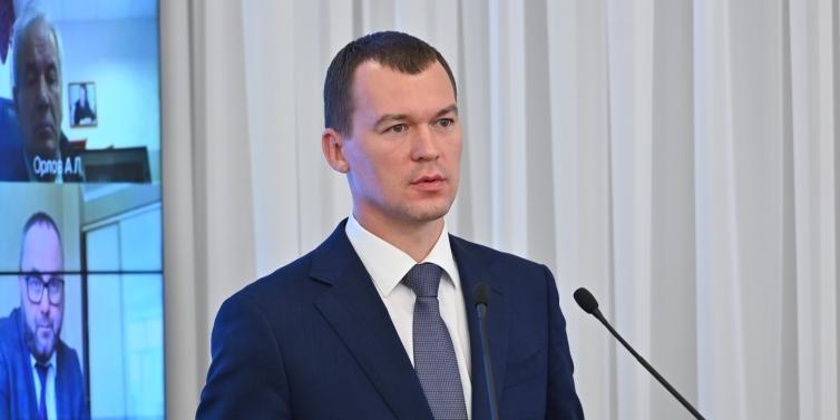 Дегтярев усилит мониторинг услуг ЖКХ и обсудит с общественностью реализацию нацпроектов в Хабаровском крае