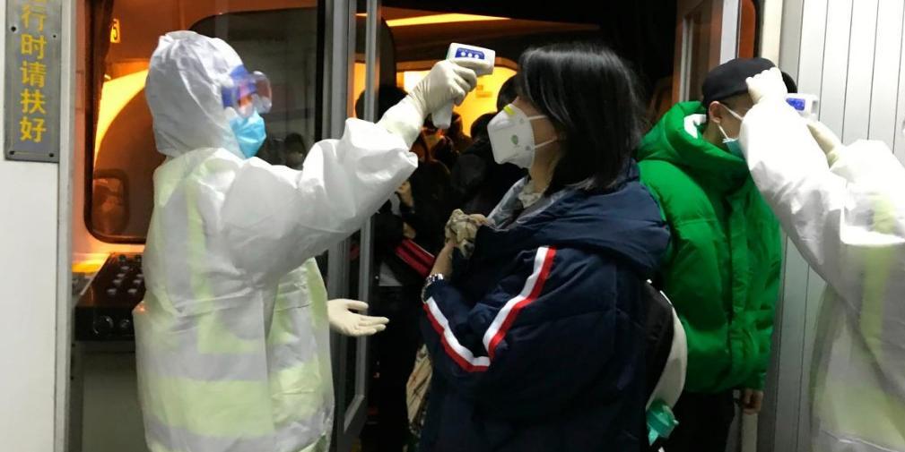 """Активисты партии """"Зеленая Альтернатива"""" потребовали закрыть границы с Китаем из-за короновируса"""