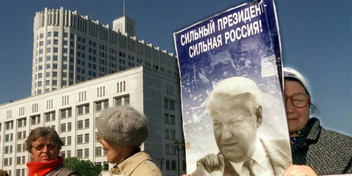 Глеб Павловский рассказал, как Ельцину удалось победить на выборах 1996 года