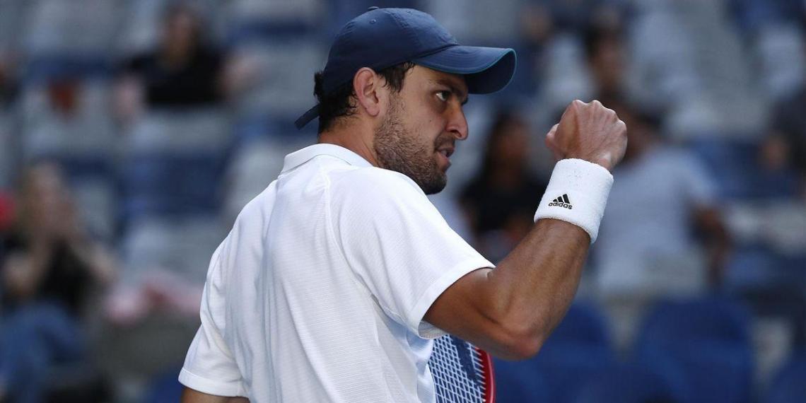 Впервые с 2006 года два российских теннисиста будут участвовать в полуфинале турнира Большого шлема