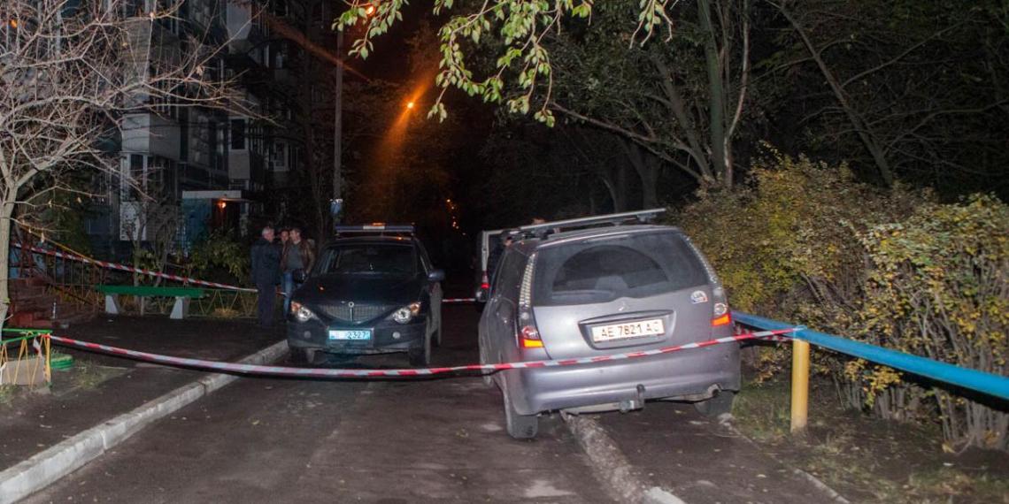 В Днепре воры-домушники забросали полицейских гранатами, пятеро ранены