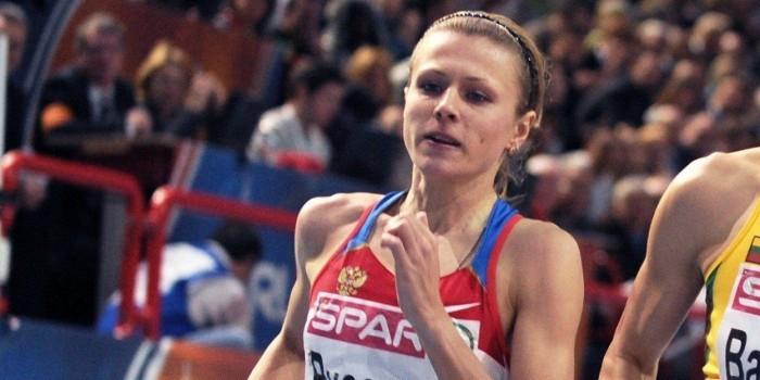 Информатор WADA Юлия Степанова попала в заявку России на ЧМ в Лондоне