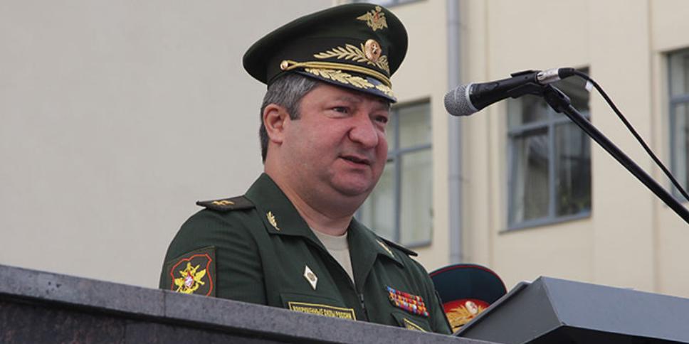 Замглавы Генштаба задержали по делу о хищении 6,7 млрд