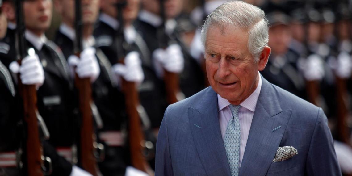 У 71-летнего принца Чарльза диагностировали Covid-2019