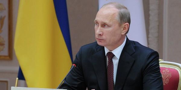 """""""Еще не все потеряно"""": Путин выразил надежду на восстановление отношений с Украиной"""