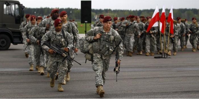 Посол США в НАТО:  американские военные будут находиться в Балтии столько, сколько потребуется