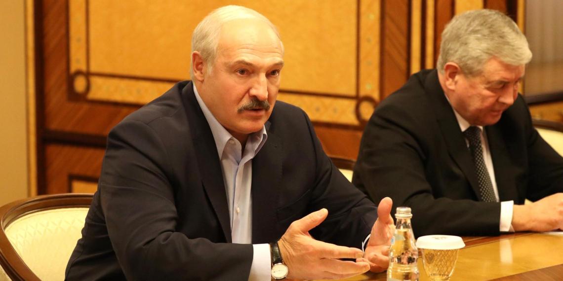 Лукашенко просит Путина пересмотреть цены на газ в ЕАЭС