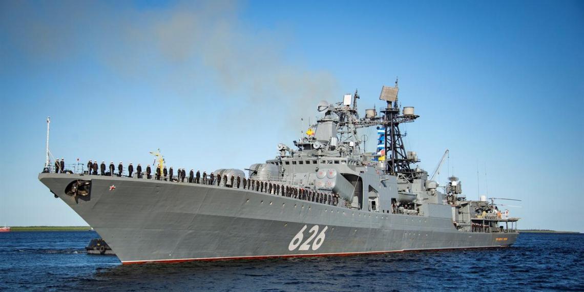 Корабли Северного флота установили ряд рекордов
