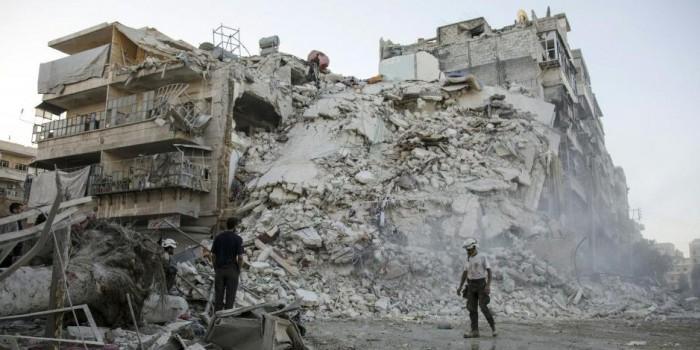 Евросоюз в ближайшие часы введет первые санкции из-за ситуации в Алеппо