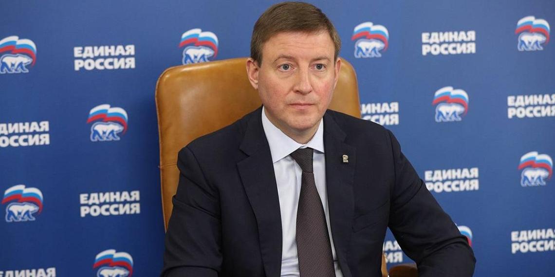 Турчак рассказал о подготовке 46 законопроектов для реализации послания Путина