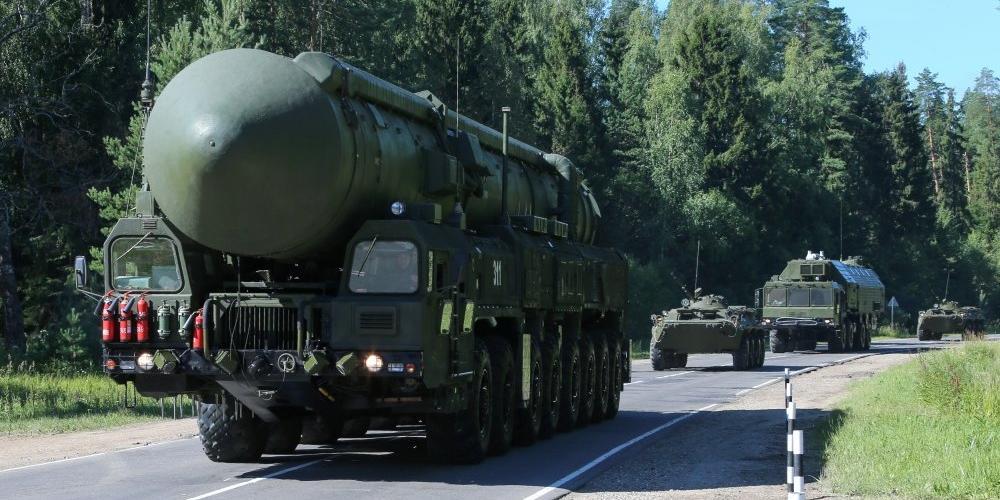 ВЦИОМ узнал о страхе россиян перед ядерной войной