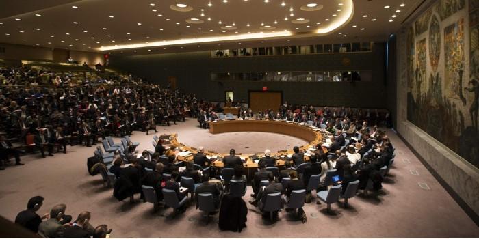 Глава МИД Украины призвал лишить Россию права вето в Совбезе ООН
