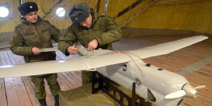 Российские специалисты создали дрон-перехватчик