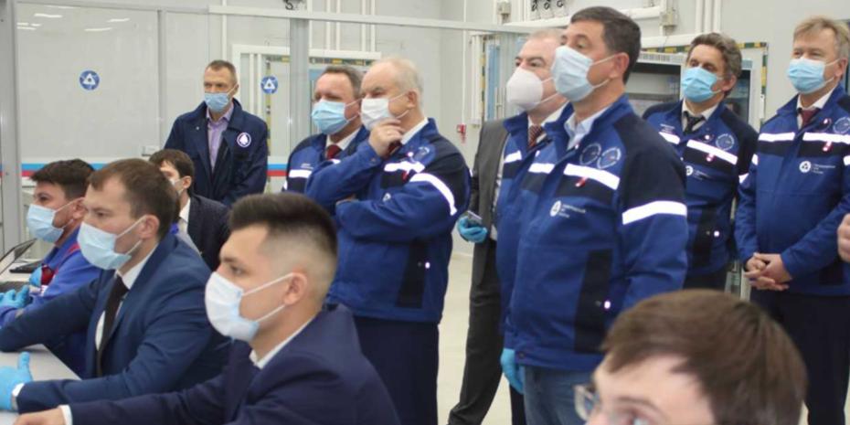 На Ленинградской АЭС запустили новый энергоблок