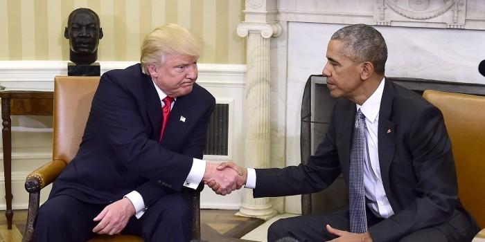 NYT заметила преемственность политики Трампа и Обамы