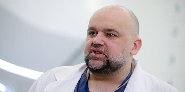 """Главврач """"Коммунарки"""" сообщил о стремительном наполнении реанимации пациентами"""