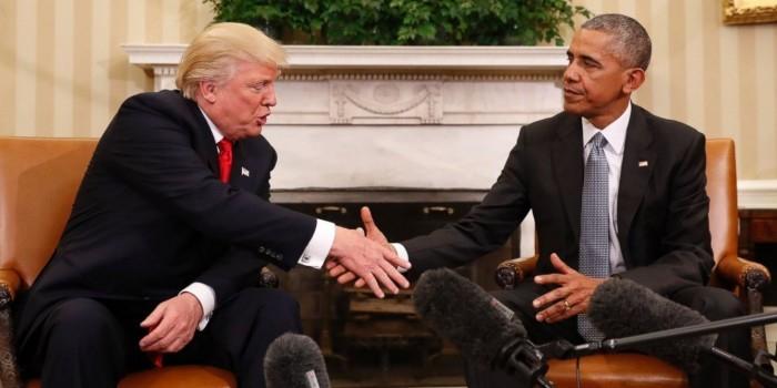 Трамп упрекнул Обаму в создании трудностей при передаче власти