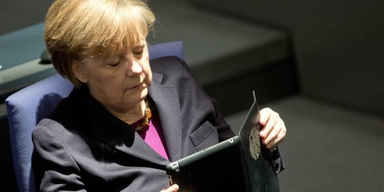 Российских хакеров обвинили в воровстве тысяч писем Меркель