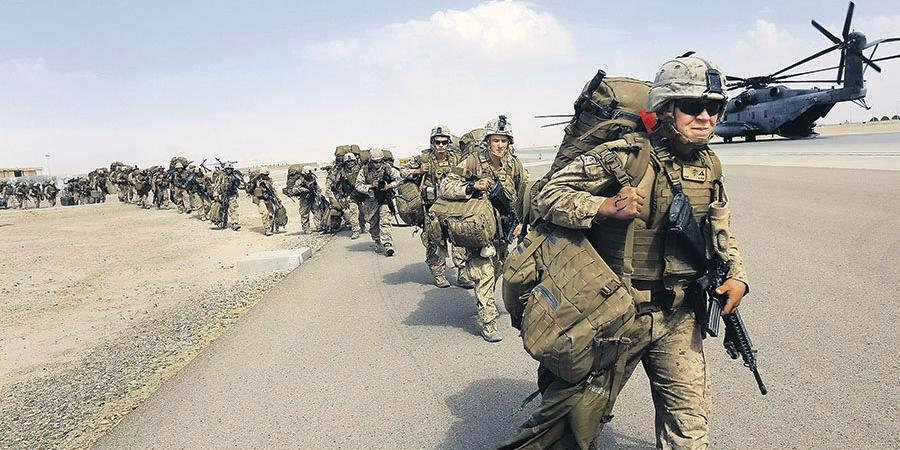 НАТО вслед за США выведет войска из Афганистана