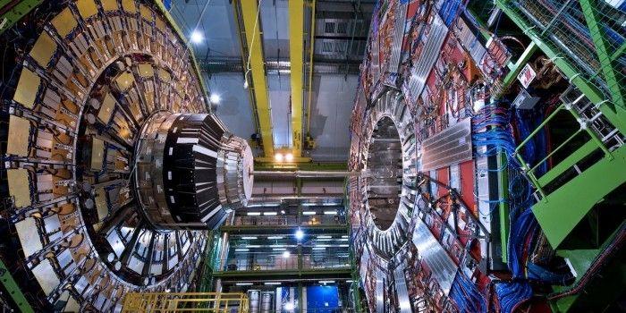 Украина раньше России вошла в состав Европейской организации ядерных исследований
