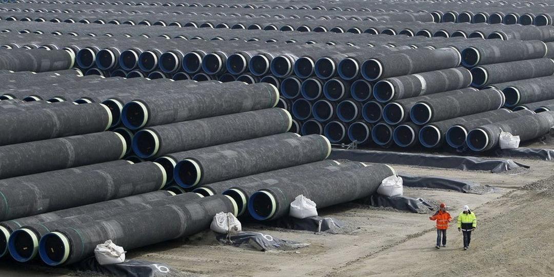 """Газпром сделал последние приготовления к достройке """"Северного потока-2"""""""