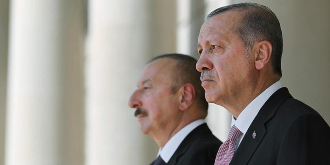 """Эрдоган пообещал поддержать Палестину, """"как Азербайджан в Карабахе"""""""