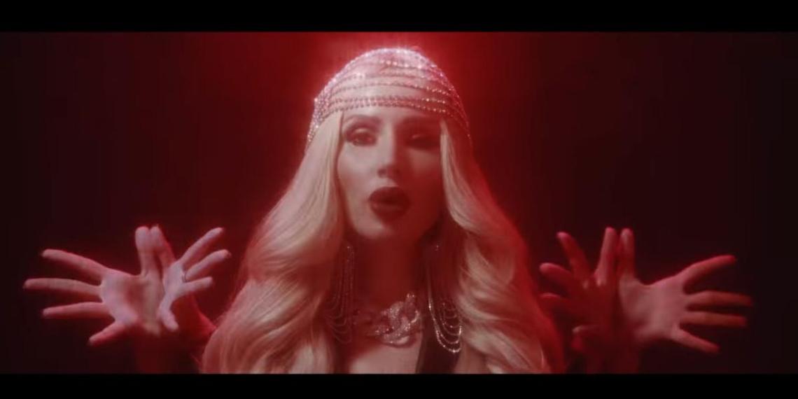 """Соски на голове Собчак и губы-вагина: клип Лободы и Pharaoh """"задизлайкали"""" на YouTube"""