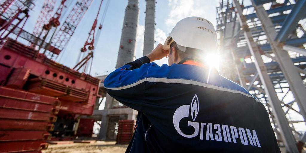 """""""Газпром"""" прекратил закачку газа в европейские хранилища"""