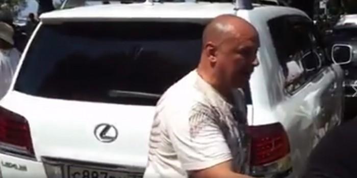"""""""Мой дед воевал за вашу, б***ь, страну!"""": россиянин устроил скандал в Хорватии"""