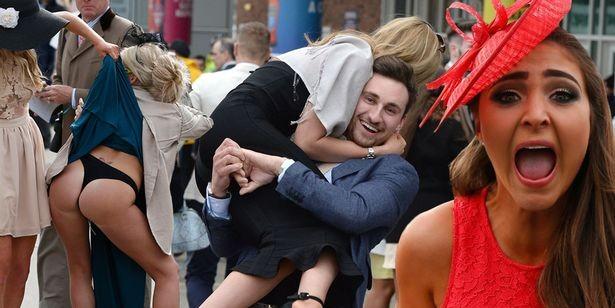 Как британки отпраздновали День Леди в 2016 году: шокирующие фото