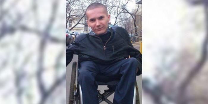ФСИН попросит суд освободить инвалида-колясочника Мамаева из-под стражи