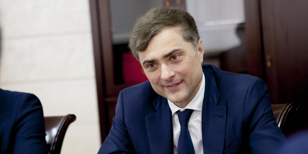 Сурков объяснил причины ухода из Кремля