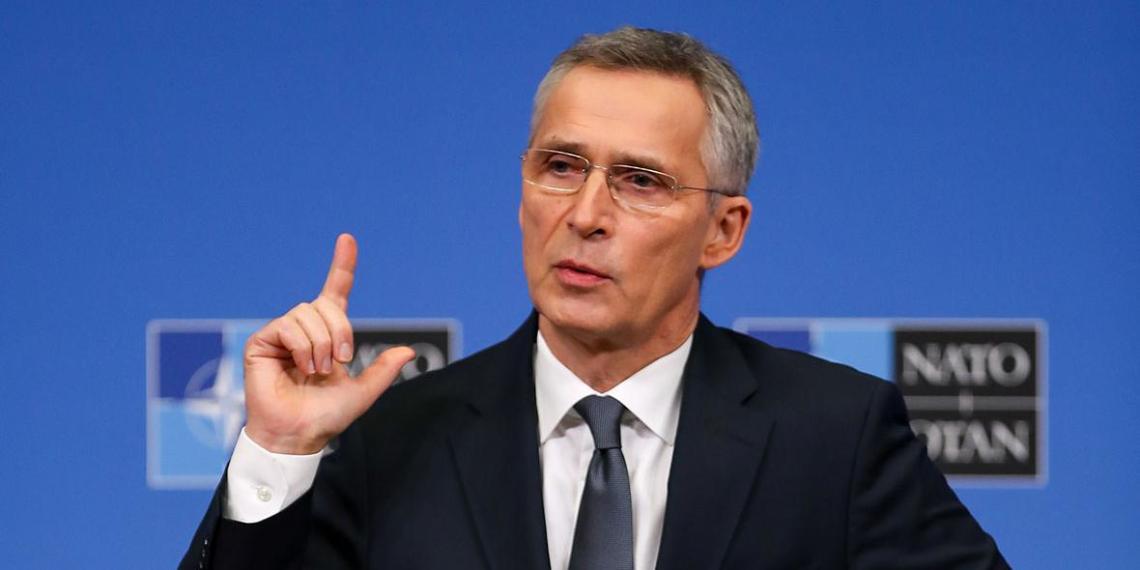 Столтенберг пообещал силовой ответ НАТО даже на невоенную агрессию