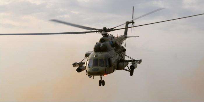 Пьяный пилот угнал вертолет после ссоры с женой