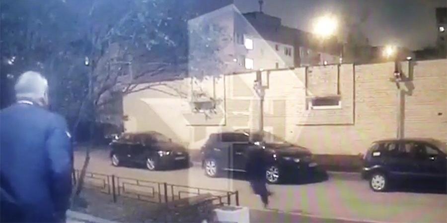 Нападение на чиновника префектуры СЗАО попало на видео