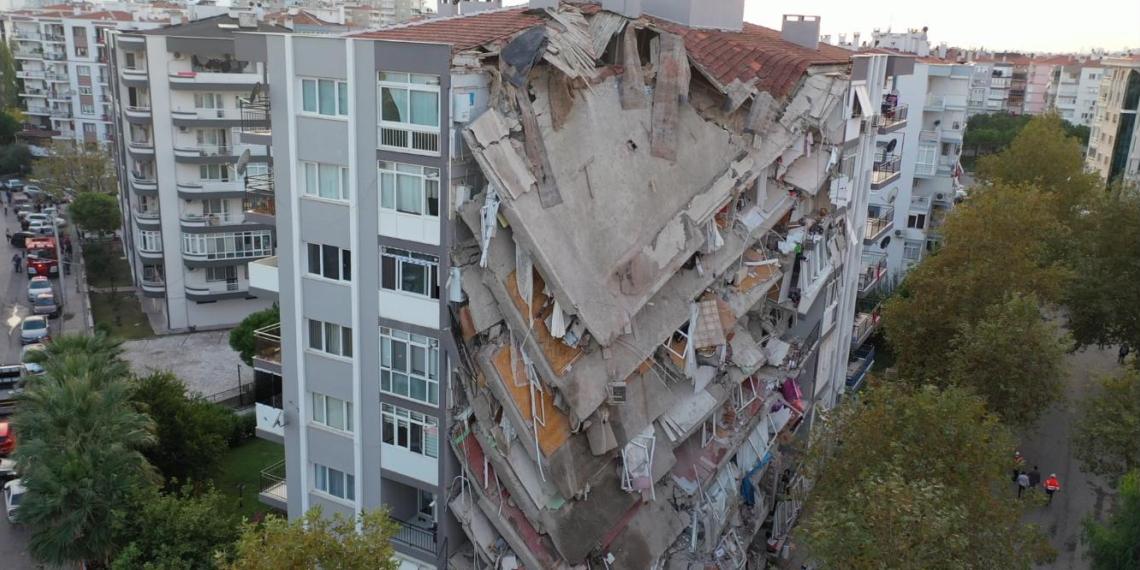 Ученый из Кирова изобрел материал для защиты зданий от землетрясений