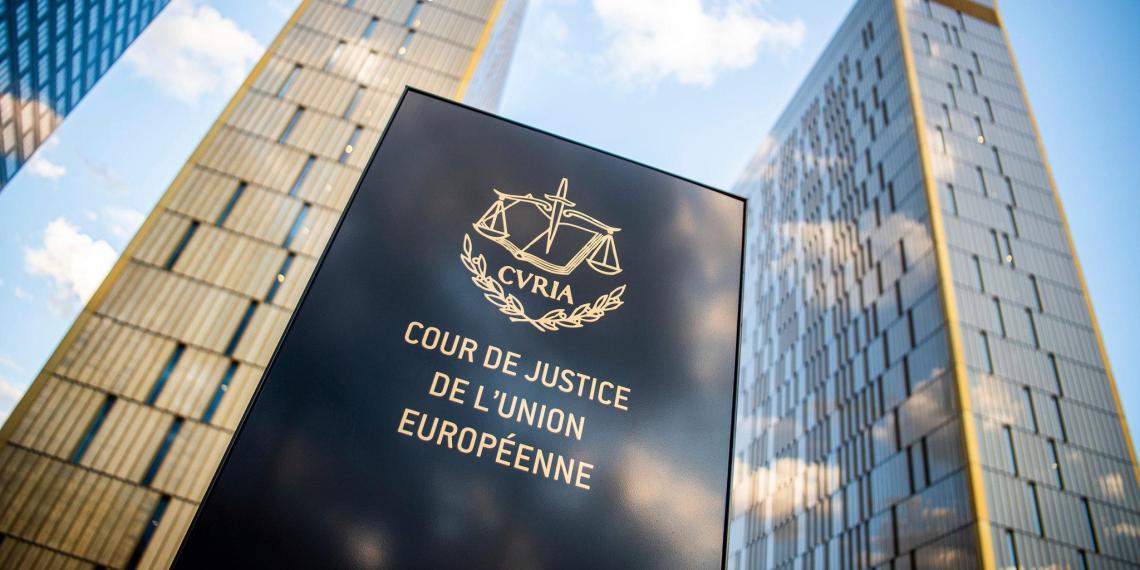 Суд ЕС встал на сторону Польши по делу об ограничении мощности газопровода OPAL