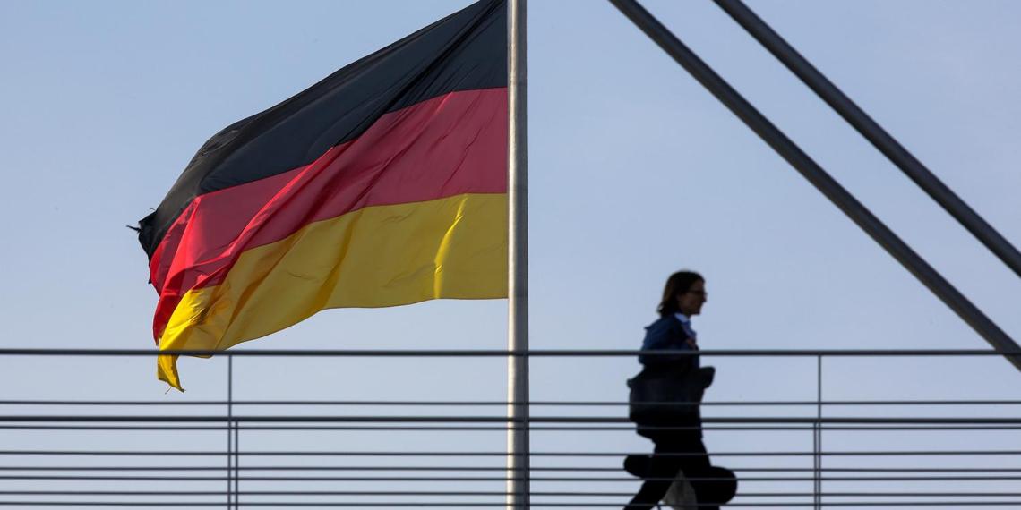 В Германии новый антирекорд — более 900 умерших от коронавируса за сутки