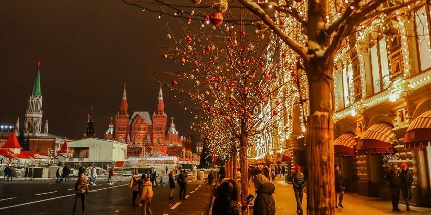 Собянин объявил выходной 31 декабря