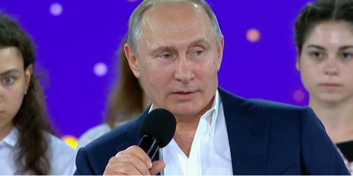 Путин раскрыл свой псевдоним в контрразведке